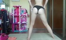 Instagram Model Valery Silva Twerking Naked