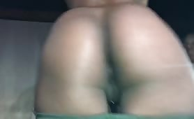 Naked twerk contest with big ass and BIG TITTIES