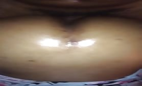 Big booty twerking while getting fucked